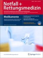 Notfall +  Rettungsmedizin 4/2010