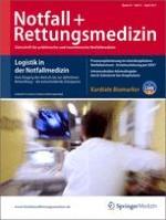 Notfall +  Rettungsmedizin 3/2011
