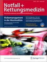 Notfall +  Rettungsmedizin 1/2012