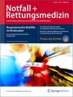 Notfall +  Rettungsmedizin 2/2012
