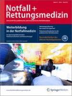 Notfall +  Rettungsmedizin 3/2012