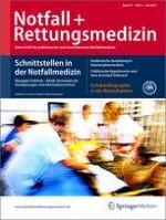 Notfall +  Rettungsmedizin 4/2012