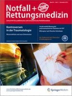 Notfall +  Rettungsmedizin 7/2013