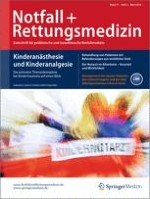 Notfall +  Rettungsmedizin 2/2014