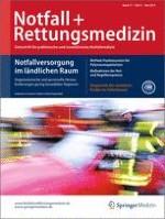 Notfall +  Rettungsmedizin 3/2014
