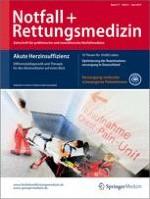 Notfall +  Rettungsmedizin 4/2014
