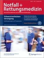 Notfall +  Rettungsmedizin 7/2014