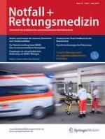 Notfall +  Rettungsmedizin 2/2016