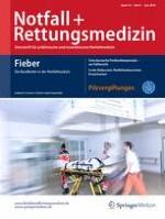 Notfall +  Rettungsmedizin 4/2016