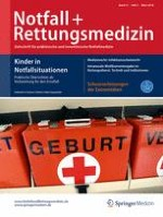 Notfall +  Rettungsmedizin 2/2018