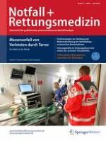 Notfall +  Rettungsmedizin 4/2018