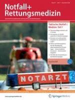 Notfall +  Rettungsmedizin 7/2018