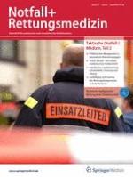 Notfall +  Rettungsmedizin 8/2018