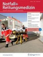 Notfall +  Rettungsmedizin 1/2019