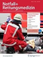 Notfall +  Rettungsmedizin 2/2019