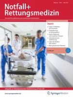 Notfall +  Rettungsmedizin 3/2019