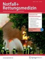 Notfall +  Rettungsmedizin 4/2019