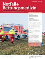 Notfall +  Rettungsmedizin 5/2019