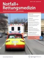 Notfall +  Rettungsmedizin 6/2019