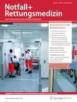 Notfall +  Rettungsmedizin 8/2019