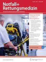 Notfall +  Rettungsmedizin 1/2020