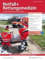 Notfall +  Rettungsmedizin 2/2020