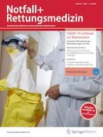 Notfall +  Rettungsmedizin 4/2020