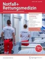 Notfall +  Rettungsmedizin 5/2020
