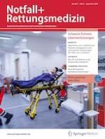 Notfall +  Rettungsmedizin 6/2020