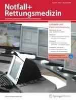 Notfall + Rettungsmedizin 7/2020