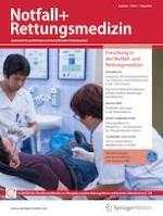Notfall + Rettungsmedizin 2/2021