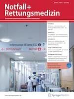 Notfall + Rettungsmedizin 3/2021