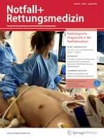 Notfall + Rettungsmedizin 5/2021