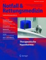 Notfall +  Rettungsmedizin 1/2005