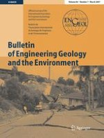 Bulletin of Engineering Geology and the Environment 1/2007