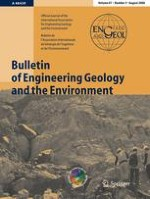 Bulletin of Engineering Geology and the Environment 3/2008