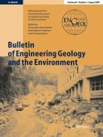 Bulletin of Engineering Geology and the Environment 3/2009
