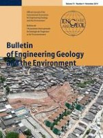 Bulletin of Engineering Geology and the Environment 4/2014