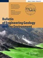 Bulletin of Engineering Geology and the Environment 1/2015