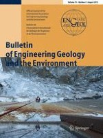 Bulletin of Engineering Geology and the Environment 3/2015