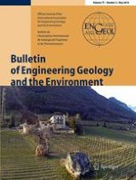 Bulletin of Engineering Geology and the Environment 2/2016