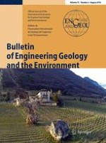 Bulletin of Engineering Geology and the Environment 3/2016