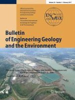 Bulletin of Engineering Geology and the Environment 1/2017
