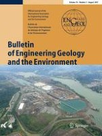 Bulletin of Engineering Geology and the Environment 3/2017