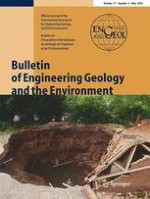 Bulletin of Engineering Geology and the Environment 2/2018