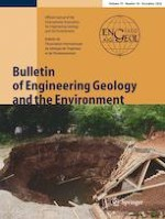 Bulletin of Engineering Geology and the Environment 10/2020