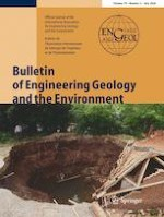 Bulletin of Engineering Geology and the Environment 5/2020