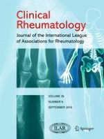 Clinical Rheumatology 9/2016
