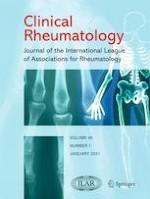Clinical Rheumatology 1/2021