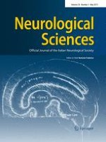 Neurological Sciences 5/2013